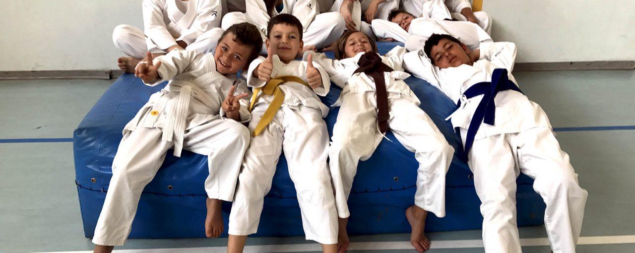 Saggio Butokukai Karate Varazze 10-06-2017