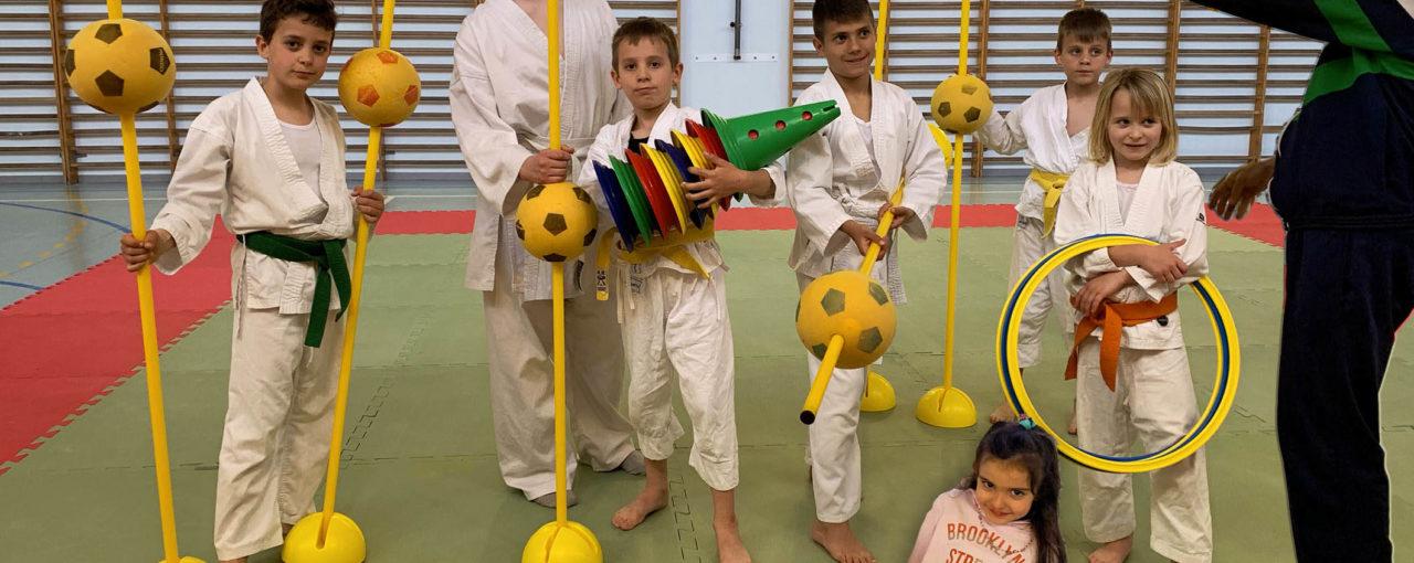 Saggio di Karate di fine anno 2019
