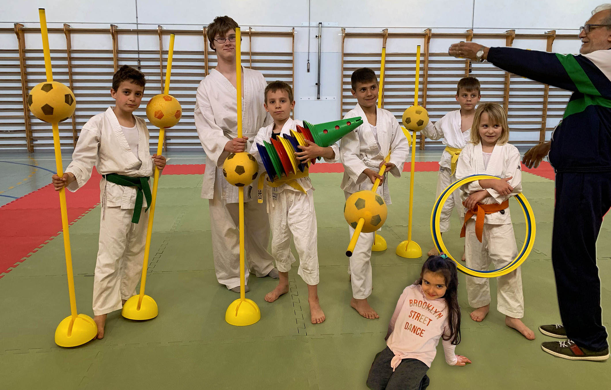 Saggio Karate Varazze